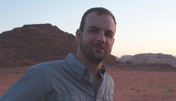 Adam M. Graaf, winner of TTR 2017 poetry chapbook contest