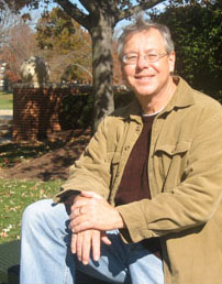 Steve Myers, winner of the 2015 Tusculum Review Poetry Chapbook contest